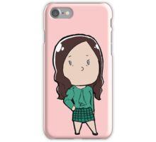 Tiny Alana 01 iPhone Case/Skin