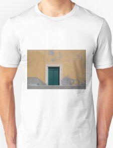 The doors we open  Unisex T-Shirt