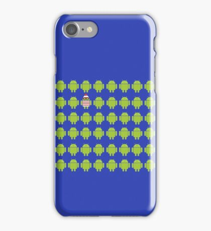 Where's Waldroid advanced iPhone Case/Skin