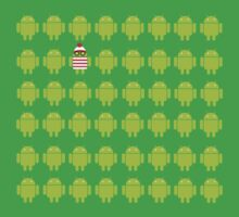 Where's Waldroid advanced One Piece - Short Sleeve