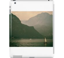 That summer feeling  iPad Case/Skin