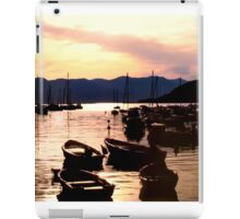Dont rock my boat  iPad Case/Skin