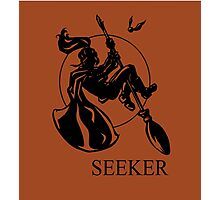 Seeker Print Photographic Print