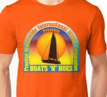 Boats 'n' Hoes Unisex T-Shirt