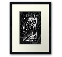 The Trees! The Trees! Framed Print