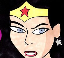 Wonder Woman! by Aphina