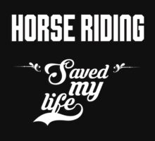 Horse riding saved my life! by keepingcalm