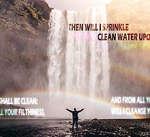 YE SHALL BE CLEAN by Calgacus