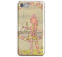 Steampunk Marionette iPhone Case/Skin