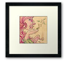 Hope Whispers Framed Print