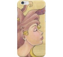 The Octopus Mermaid 11 iPhone Case/Skin