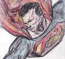 The Man of Steel by jamestomgray