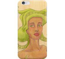 Octopus Mermaid 2 iPhone Case/Skin