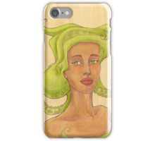 Octopus Mermaid 2 iPhone Case/Skin