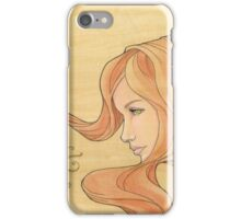The Octopus Mermaid 1 iPhone Case/Skin
