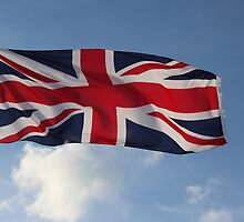 Union Jack flag by franceslewis
