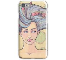 Tattooed Mermaid 7 iPhone Case/Skin