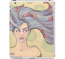 Tattooed Mermaid 7 iPad Case/Skin
