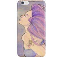 Tattooed Mermaid 4 iPhone Case/Skin