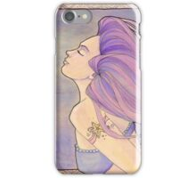 Tattooed Mermaid 4 iPhone Case/Skin