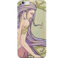 Tattooed Mermaid 3 iPhone Case/Skin
