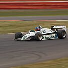 1982 Williams FW08 by Willie Jackson