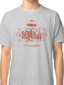 Since 1964 (Red&Black) Classic T-Shirt