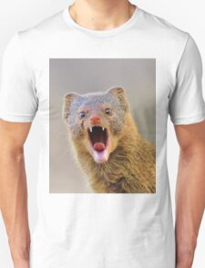 Slender Mongoose - Taking on LIfe T-Shirt