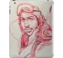 Red Tail WWII AirMen  iPad Case/Skin