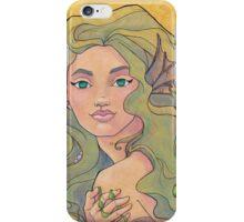 Tattooed Mermaid 12 iPhone Case/Skin