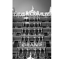 Grand Facade Photographic Print