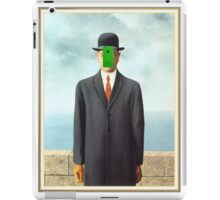 Son of Man iPad Case/Skin