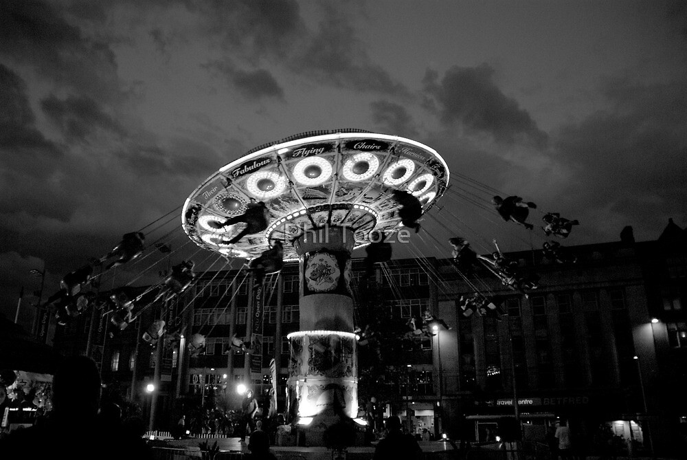The Merry Go Round by riotphoto