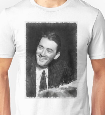 Gregory Peck by John Springfield Unisex T-Shirt