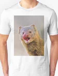 Slender Mongoose - Taste for Life T-Shirt