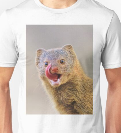 Slender Mongoose - Taste for Life Unisex T-Shirt