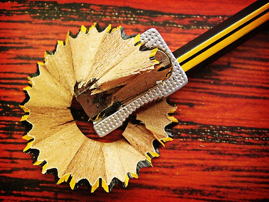 Sharpener by Maria  Gonzalez