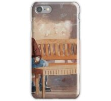The Bench iPhone Case/Skin