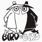 Bird vs Bird by Rhonda Blais