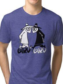 Bird vs Bird Tri-blend T-Shirt