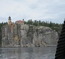 Split Rock Lighthouse, Split Rock, MN by Rochelle Smith