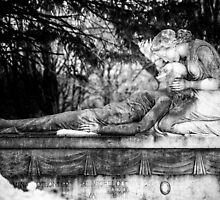 Notre-Dame-des-Neiges Cemetery by Dave Hare