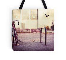 Abandoned bike Tote Bag