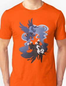 MLP: Luna + Nightmare Moon Unisex T-Shirt