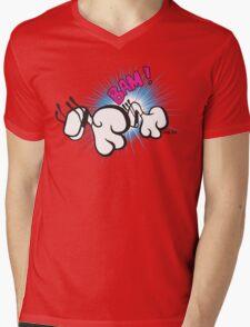 The Sneak Attack Mens V-Neck T-Shirt
