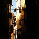 Pisa Street by Sam Mortimer