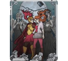 The Angels take the Ponds iPad Case/Skin