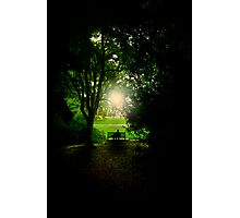 Intimate Photographic Print