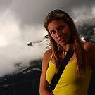 Nicki at 2000 Meters by Darren Henry
