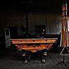 the billiard table by Phillip M. Burrow
